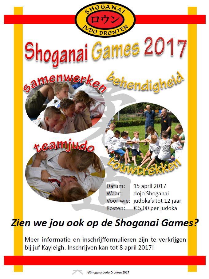 Shoganai Games
