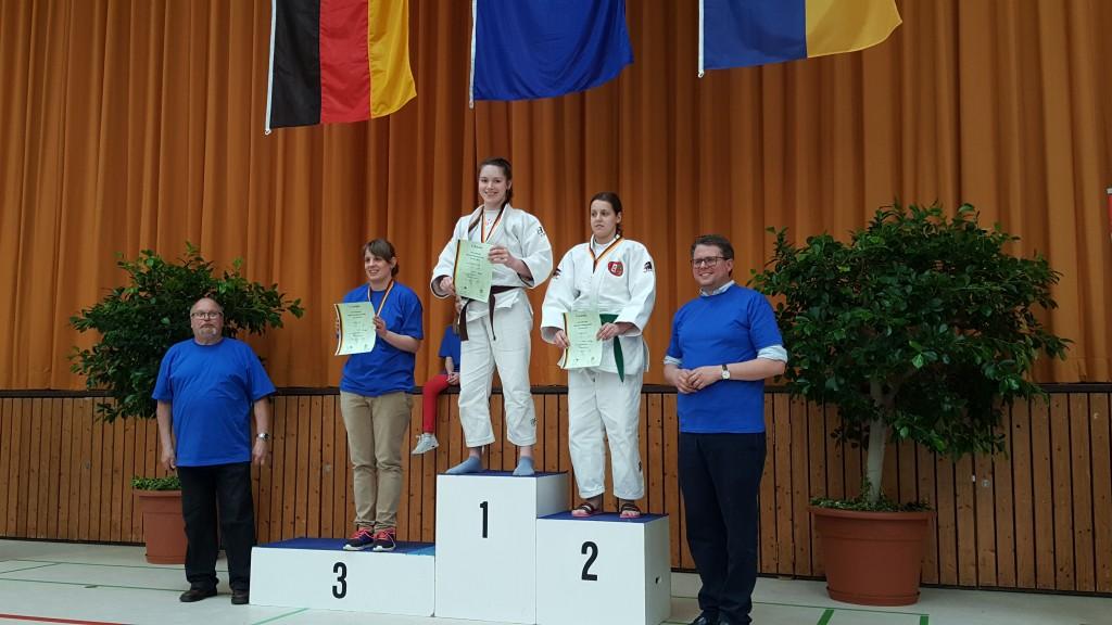 Kayleigh Heerikhuisen Open Duits Kampioen