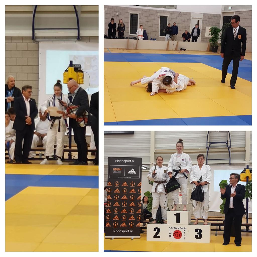Collage Nihon Dutch Open